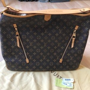 💖Retired💖Authentic Louis Vuitton Delightful GM